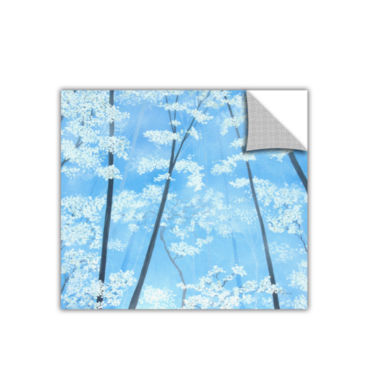 Brushstone Spring Forest 2 Removable Wall Decal