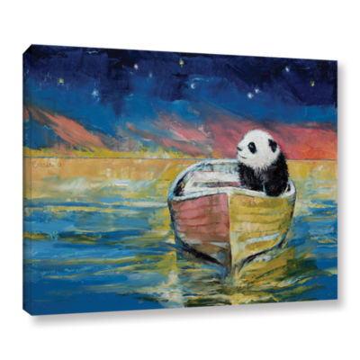 Brushstone Stargazer Gallery Wrapped Canvas Wall Art