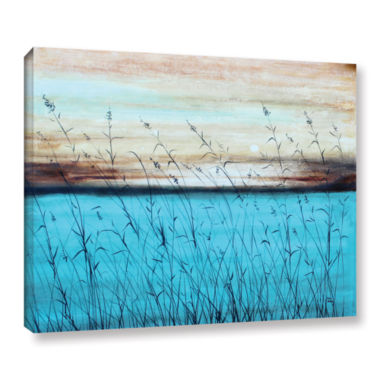Brushstone Dawn Gallery Wrapped Canvas Wall Art