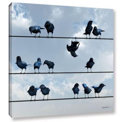 Brushstone Showoff Gallery Wrapped Canvas Wall Art