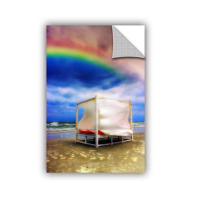 Brushstone Storm After Rainbows Removable Wall Decal