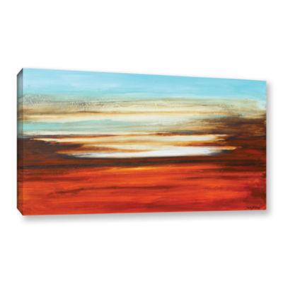 Brushstone Falling in Reverse Gallery Wrapped Canvas Wall Art