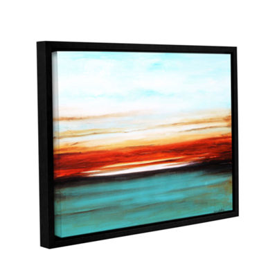 Brushstone Another Kekua Sunrise 2-pc. Gallery Wrapped Canvas Wall Art