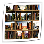 Brushstone Story World Canvas Wall Art