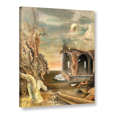 Brushstone Astral Realm Gallery Wrapped Canvas Wall Art