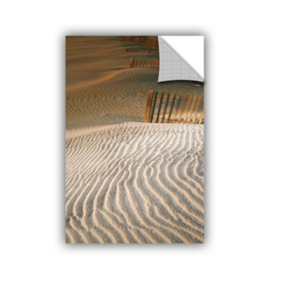 Brushstone Hatteras Dunes Removable Wall Decal
