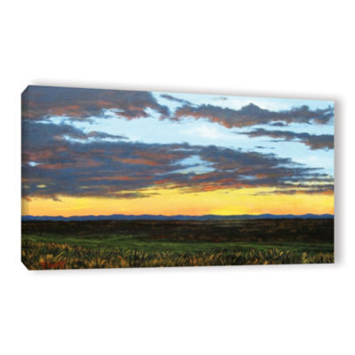 Brushstone American Dream Gallery Wrapped Canvas Wall Art