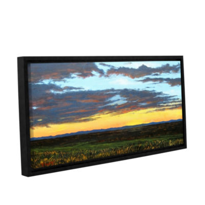 Brushstone American Dream Gallery Wrapped Framed Canvas Wall Art