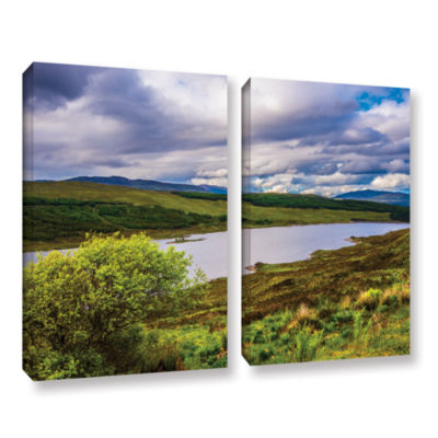 Brushstone A Highland Jewel 2-pc. Gallery WrappedCanvas Wall Art