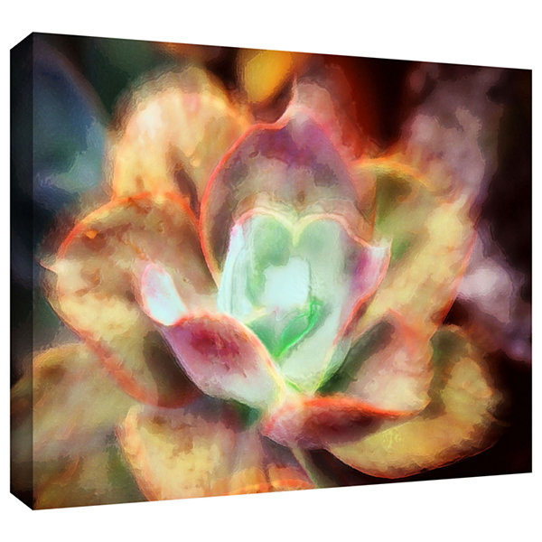 Brushstone Anapo Dawn Gallery Wrapped Canvas WallArt
