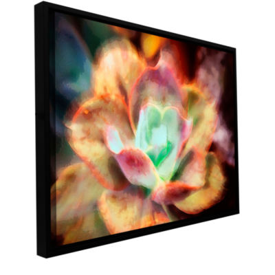 Brushstone Anapo Dawn Gallery Wrapped Framed Canvas Wall Art