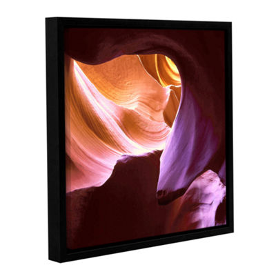 Brushstone Ancient & Sacred Gallery Wrapped FramedCanvas Wall Art
