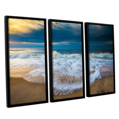 Brushstone Never Ending 3-pc. Floater Framed Canvas Wall Art
