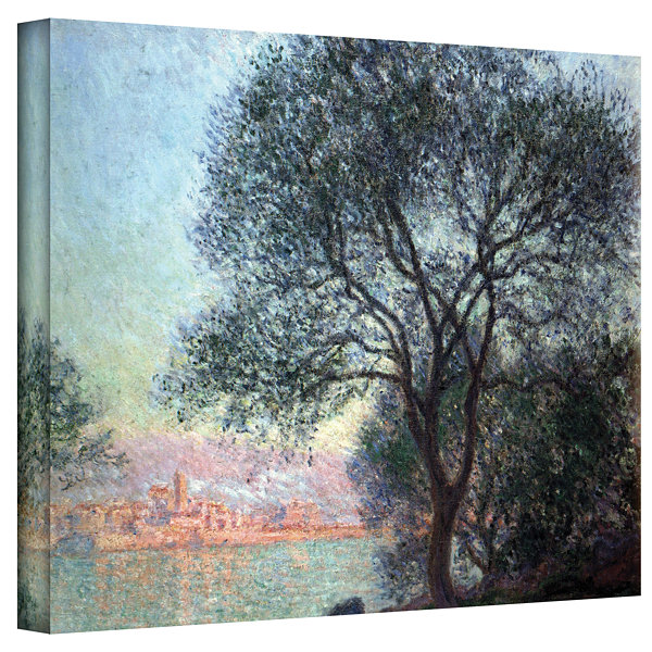 Brushstone Antibbes Gallery Wrapped Canvas Wall Art