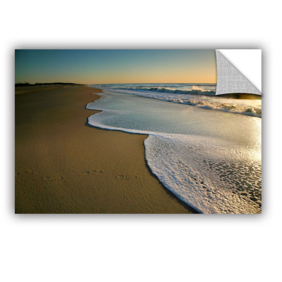 Brushstone Surf and Sand Removable Wall Decal