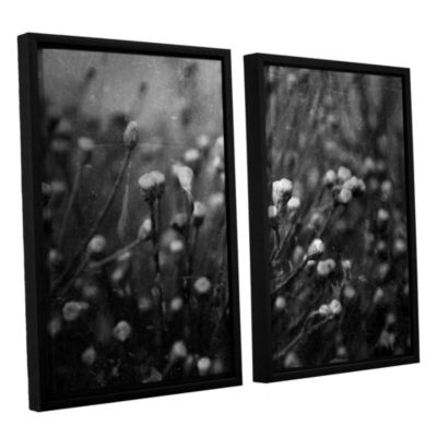 Brushstone Anticipation Of 2-pc. Framed Canvas Wall Art