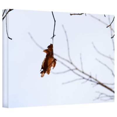 Brushstone Autumn Gallery Wrapped Canvas Wall Art
