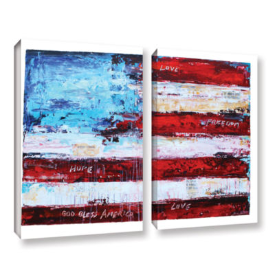 Brushstone A Beautiful Day Gallery Wrapped Canvas Wall Art