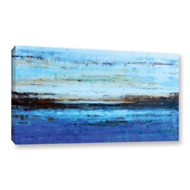 Brushstone Artic Gallery Wrapped Canvas Wall Art