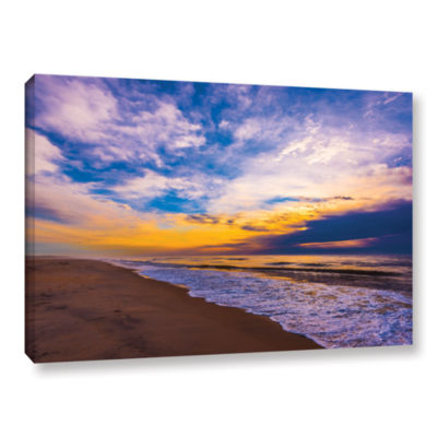 Brushstone The Long Way Gallery Wrapped Canvas Wall Art