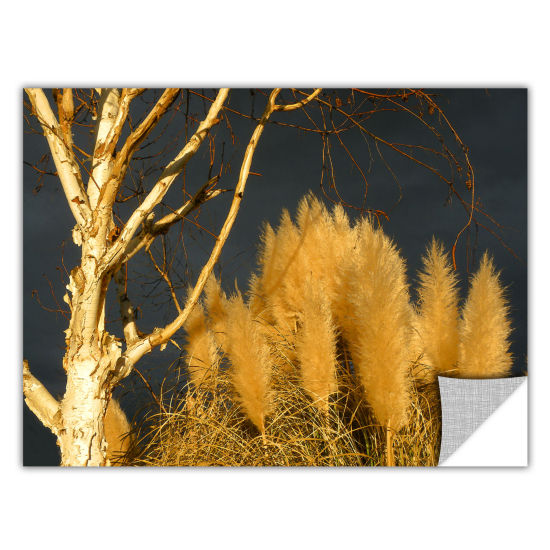 Brushstone Autumn Storm Light Removable Wall Decal