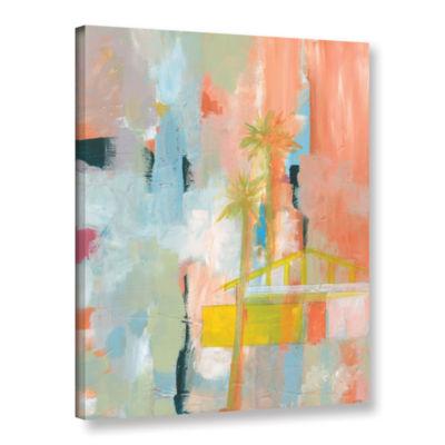 Brushstone Desert Living 3 Gallery Wrapped CanvasWall Art