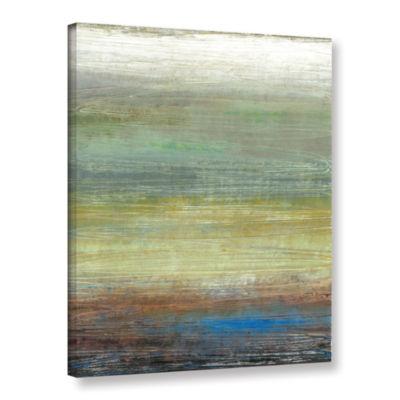 Brushstone Desert Oasis Gallery Wrapped Canvas Wall Art
