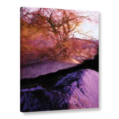 Brushstone Desert Storm Gallery Wrapped Canvas Wall Art