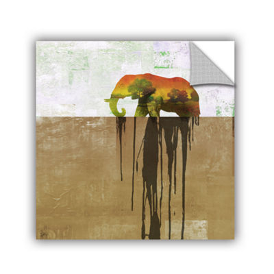 Brushstone Dissolve Ii Removable Wall Decal