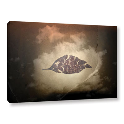 Brushstone Divided Gallery Wrapped Canvas Wall Art