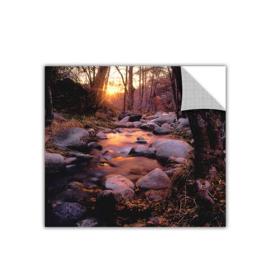 Brushstone Domeland Wilderness Removable Wall Decal