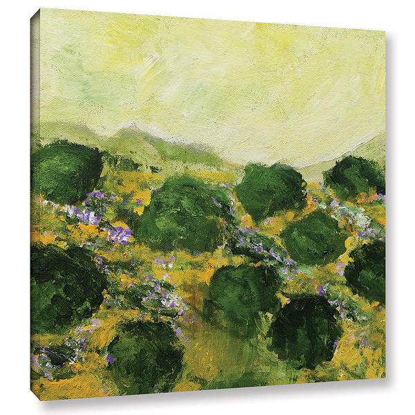 Brushstone Dover Gallery Wrapped Canvas Wall Art