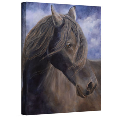 Brushstone Dreamer Gallery Wrapped Canvas Wall Art