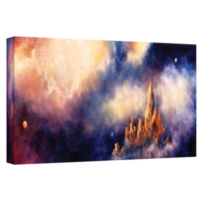 Brushstone Dreaming Sedona Gallery Wrapped CanvasWall Art