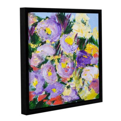 Brushstone Dumbarton Oaks Garden Gallery Wrapped Floater-Framed Canvas Wall Art
