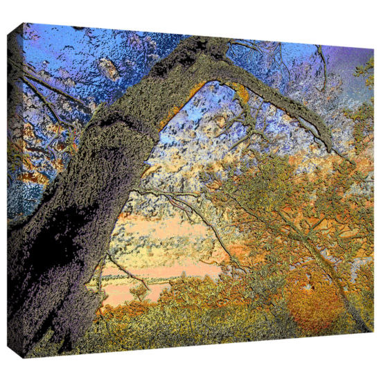 Brushstone Eagle Point Gallery Wrapped Canvas WallArt