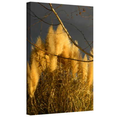 Brushstone Eagle Point Storm Light 3 Gallery Wrapped Canvas Wall Art