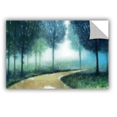 Brushstone Early Morning Mist Removable Wall Decal