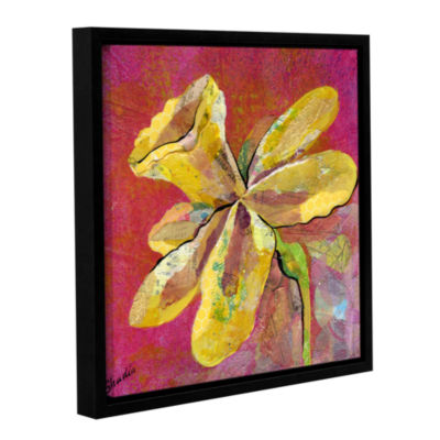 Brushstone Early Spring II Gallery Wrapped Floater-Framed Canvas Wall Art