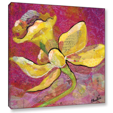 Brushstone Early Spring IV Gallery Wrapped CanvasWall Art