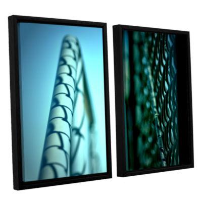 Brushstone Easy Come Easy Go 2-pc. Floater FramedCanvas Wall Art