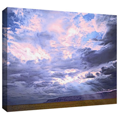 Brushstone Brushstone Echo Cliffs Monsoon GalleryWrapped Canvas Wall Art