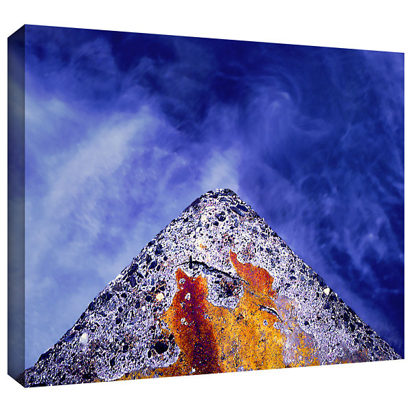 Brushstone Edge Of Reason Gallery Wrapped Canvas Wall Art