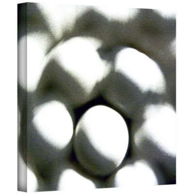 Brushstone Eggs Gallery Wrapped CanvasWall Art