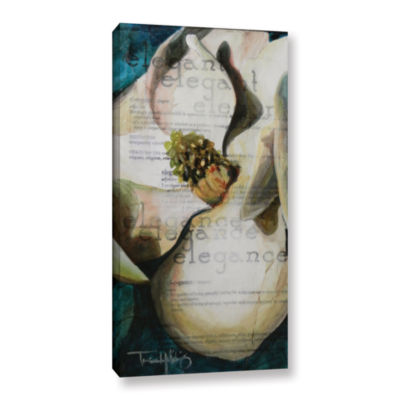Brushstone Brushstone Elegant Gallery Wrapped Canvas Wall Art