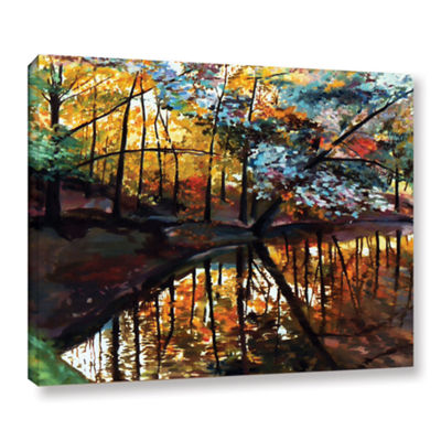 Brushstone Brushstone Elysium Gallery Wrapped Canvas Wall Art
