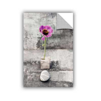 Brushstone Emerging Beauty Removable Wall Decal