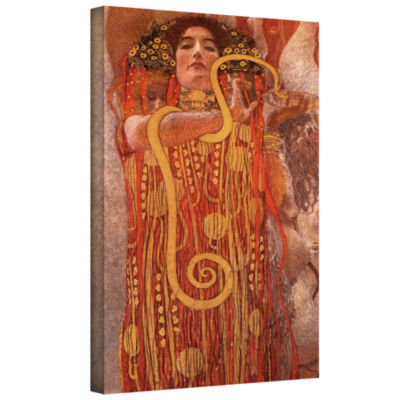 Brushstone Brushstone Emilie Floege Gallery Wrapped Canvas Wall Art