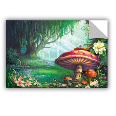 Brushstone Enchanted Forest Removable Wall Decal