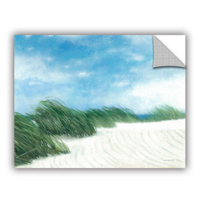 Brushstone Dune Grasses Removable Wall Decal